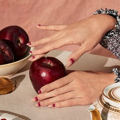CND's new Autumn Addict nail polish collection is inspired by the flavors of fall