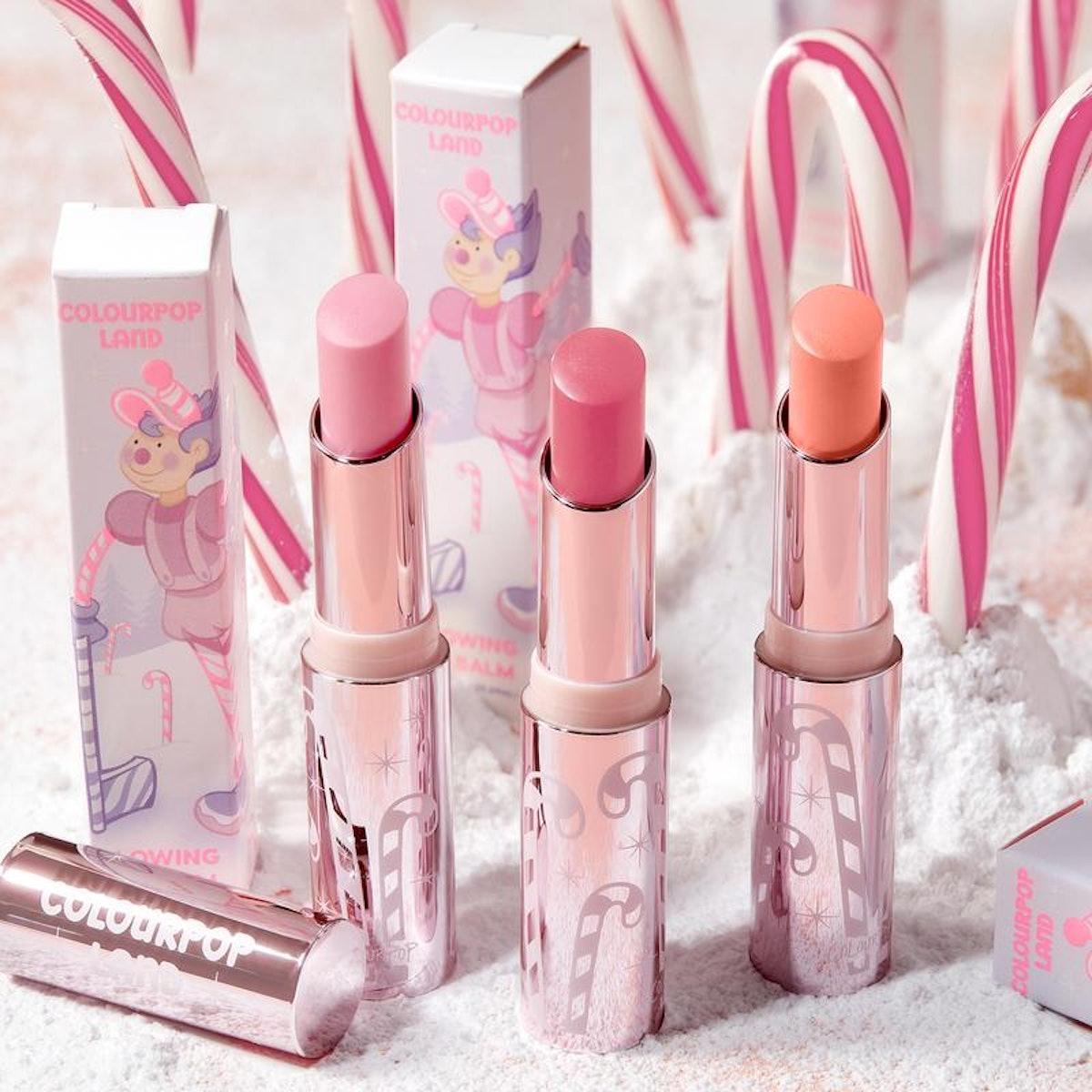 ColourPop x Candy Land Sweet Escape Glowing Lip Balm Set