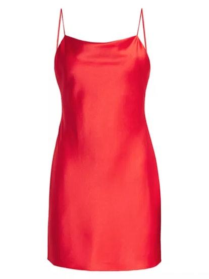 Harmony Mini Slip Dress