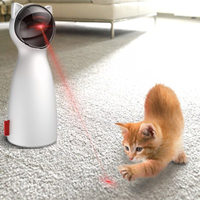 goopow Automatic Interactive Laser Toy