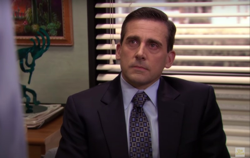 Steve Carell as Michael Scott in 'The Office'