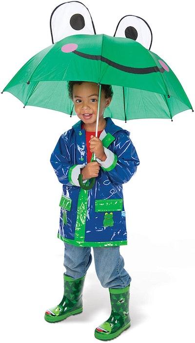 Toysmith Frog Umbrella