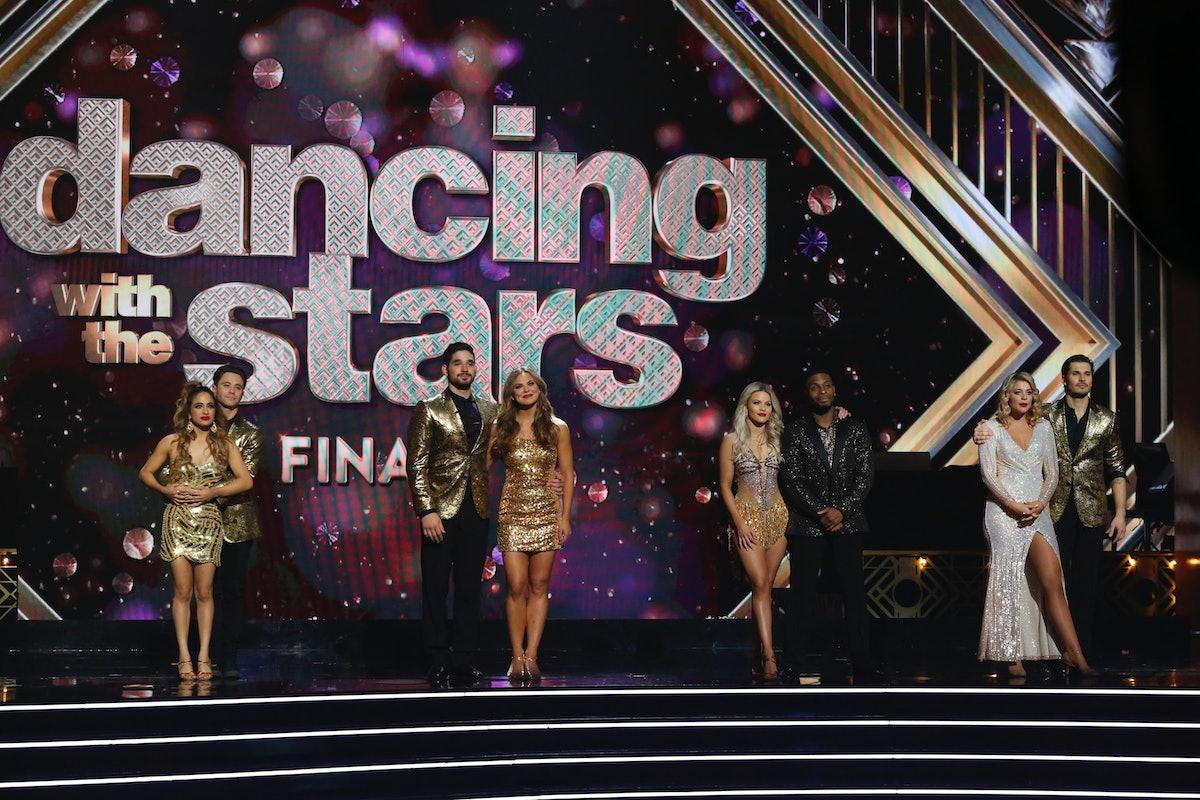 ABC Dancing Wit hThe Stars cast