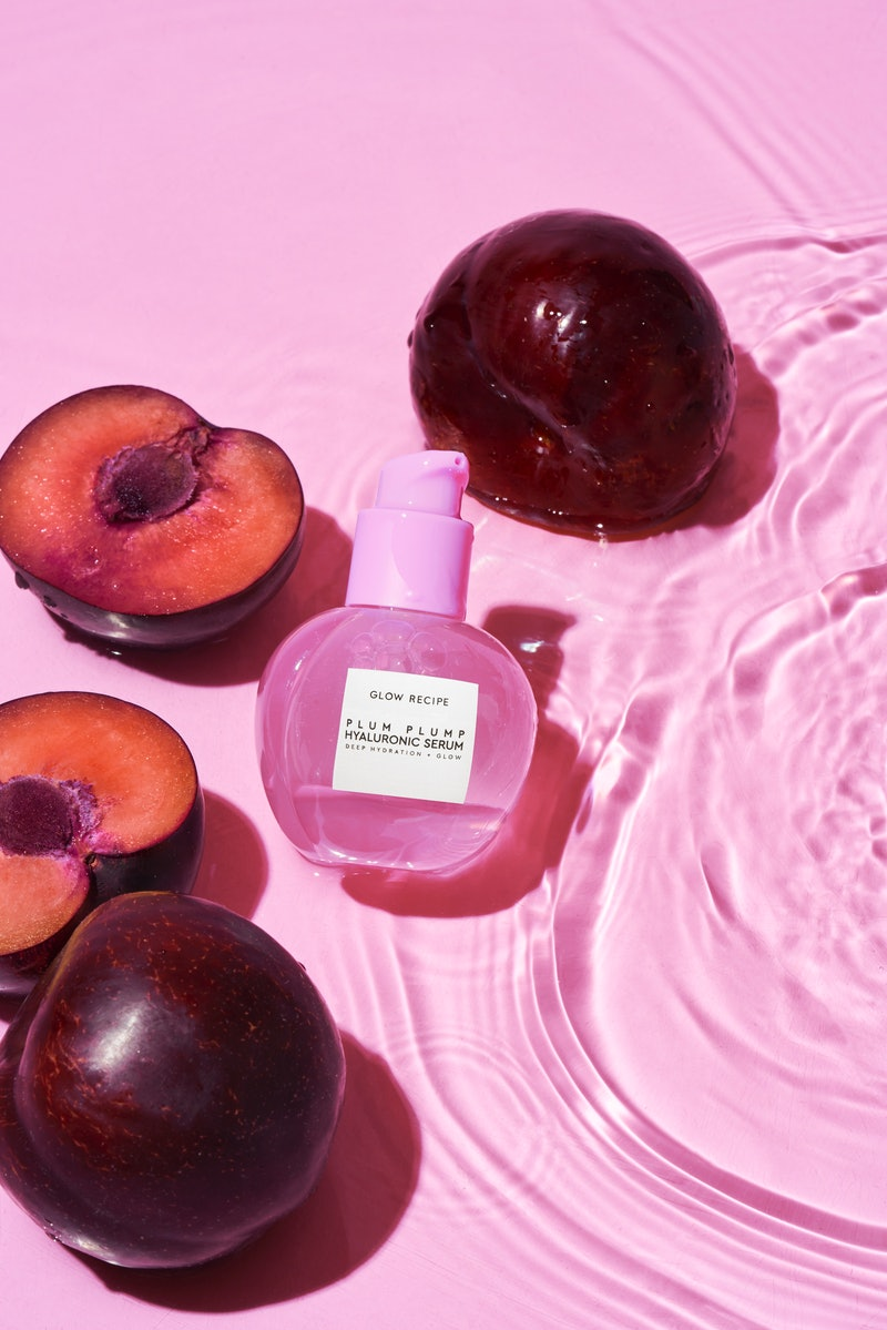 Glow Recipe's newest product is full of hyaluronic acid and plums to help plump the skin.