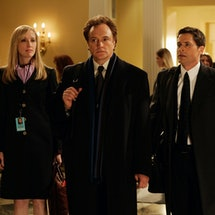 The cast of 'The West Wing' will reprise their roles for an HBO Max special in collaboration with Michelle Obama's nonprofit.