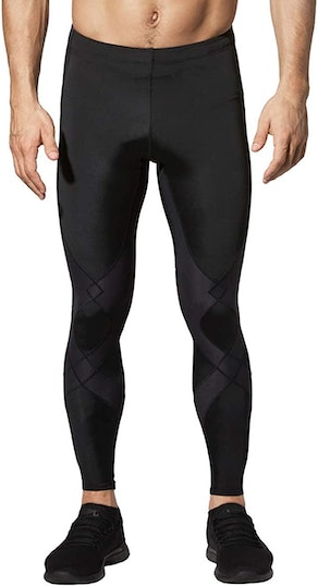 CW-X Mens Stabilyx Joint Support Compression Sports Tights