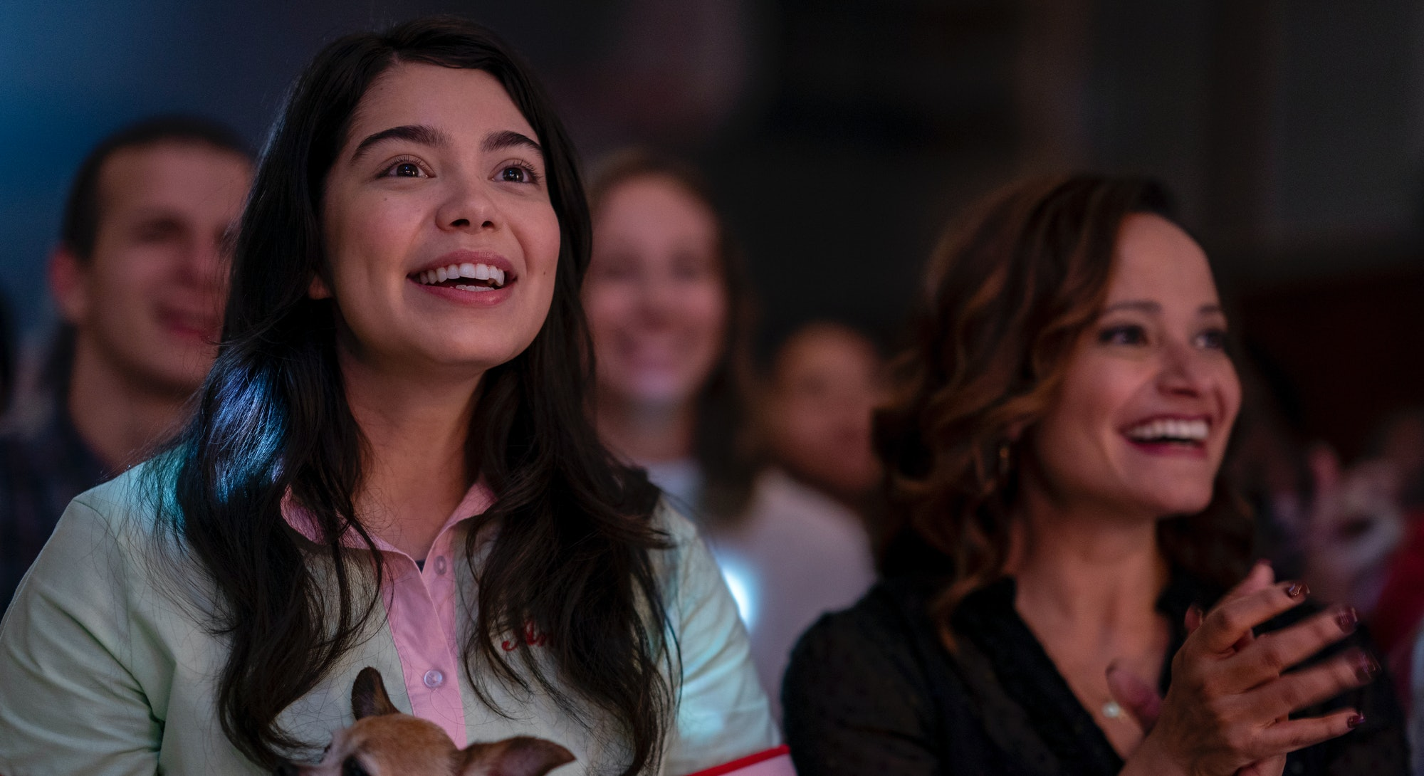 Aul'i Cravalho in Netflix's 'All Together Now'