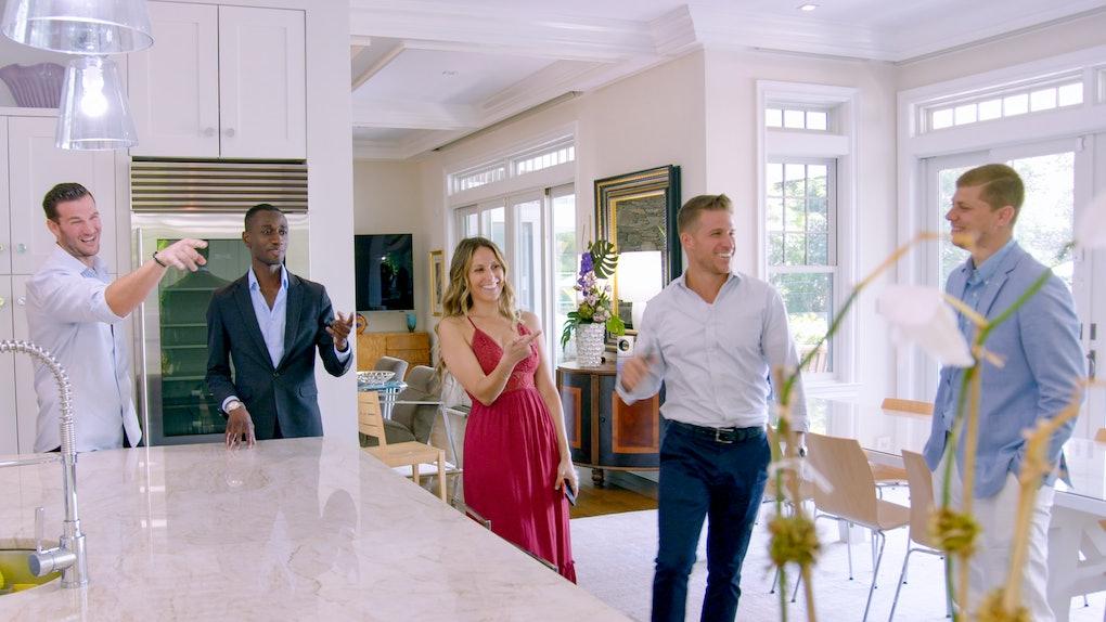 'Million Dollar Beach House' cast
