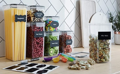 Chef's Path Storage Container Set (14-Pieces)