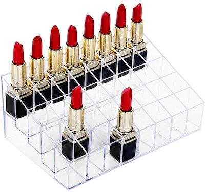 HBlife Acrylic Lipstick Organizer