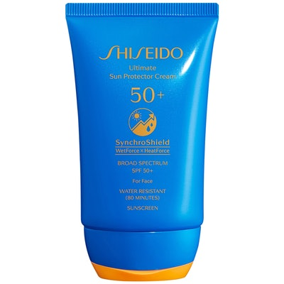 Ultimate Sun Protector Cream SPF 50+ Face Sunscreen