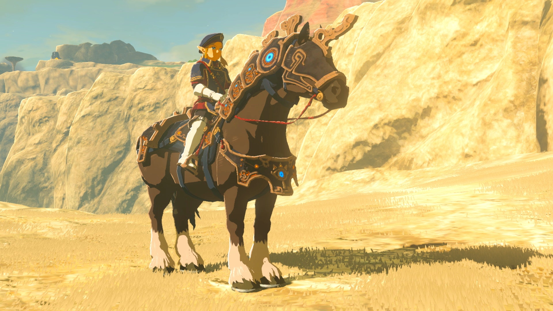 Breath Of The Wild 2 Release Date Should Add A Weirdly Fun Red Dead 2 Feature