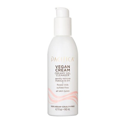 Vegan Cream Creamy Gel Cleanser
