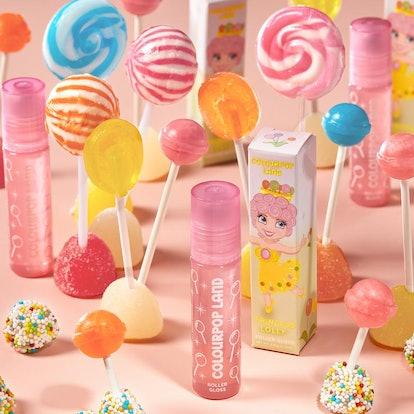 ColourPop x Candy Land Princess Lolly Roller Gloss