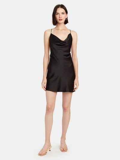 Pearl Bay Mini Dress