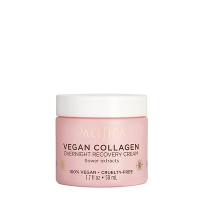 Vegan Collagen Overnight Recovery Cream