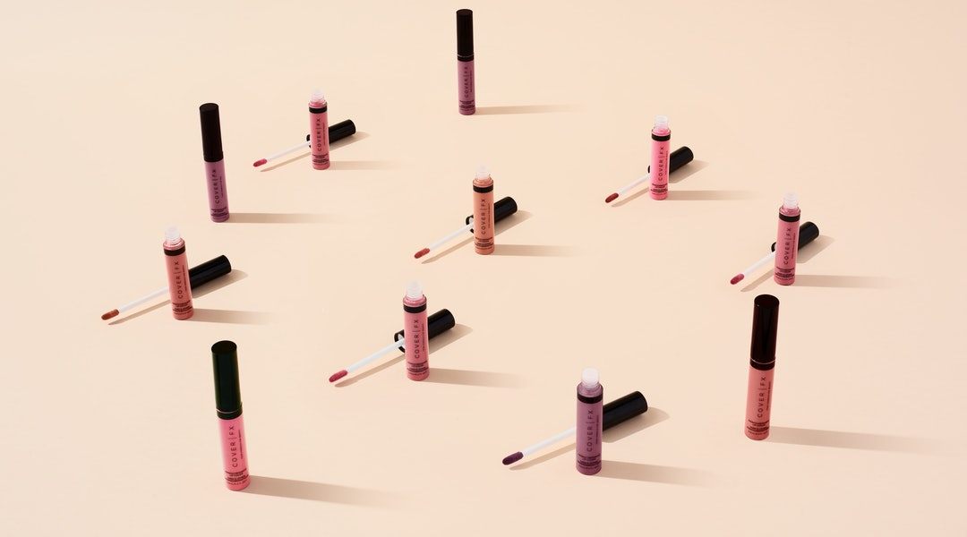 Cover FX just launched its very first lip product.