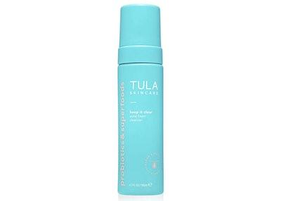 TULA Keep It Clear Acne Foam Cleanser