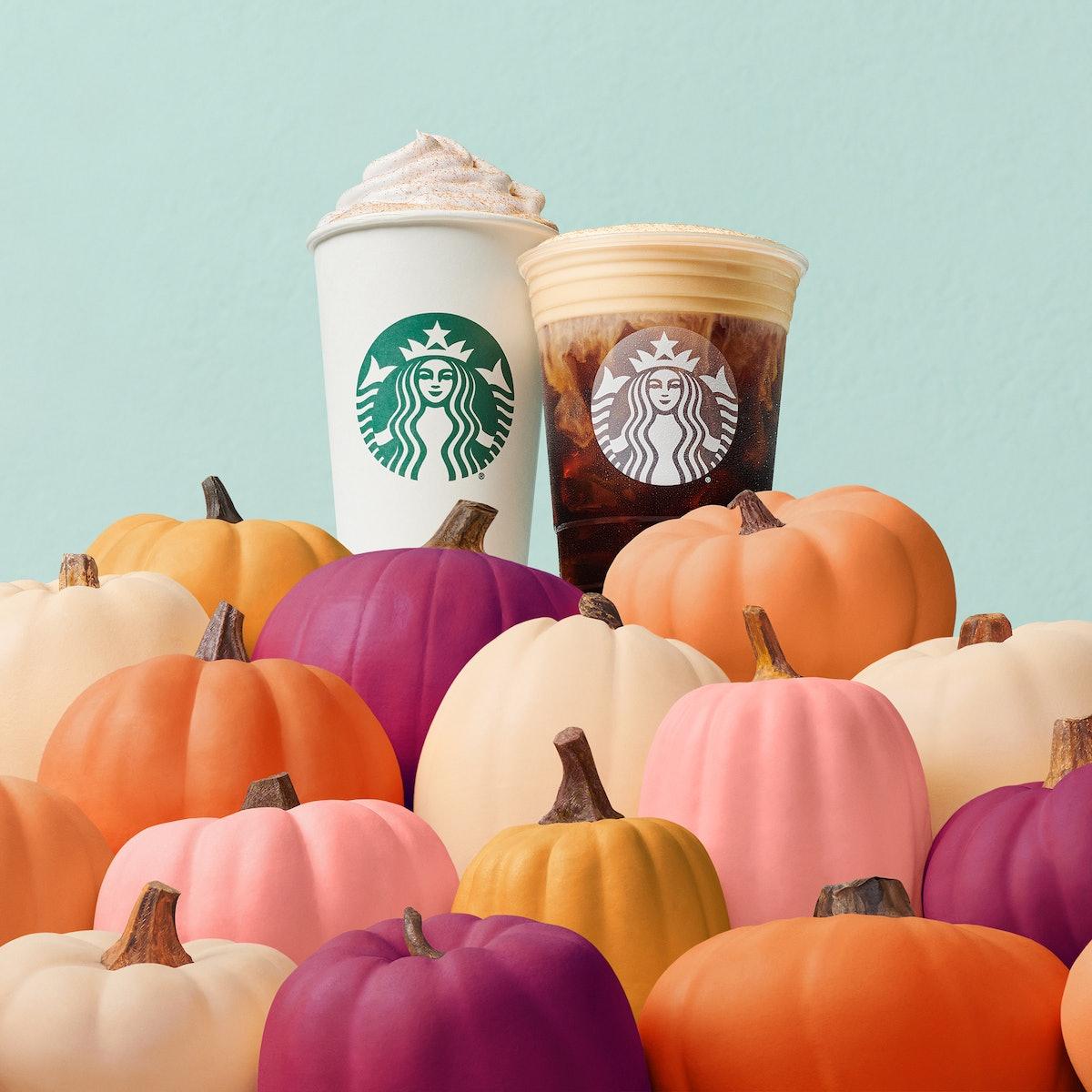 Can you get Starbucks' Pumpkin Spice Latte delivered?
