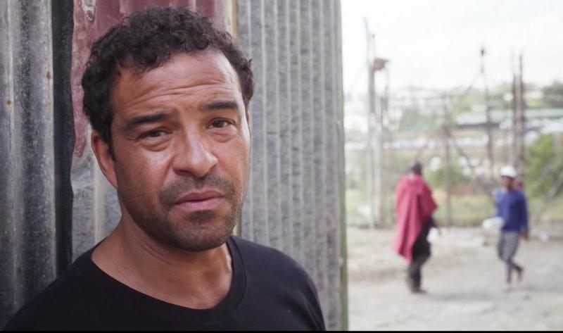 Raphael Rowe Inside The World's Toughest Prisons Season 4 Netflix