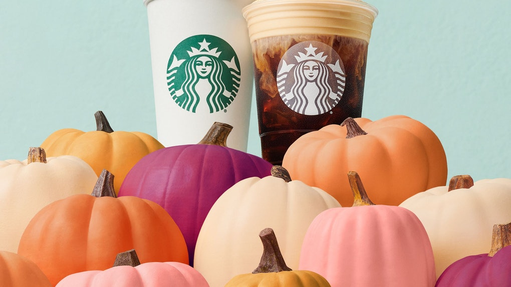 Twitter is freaking out about the return of Starbucks' Pumpkin Cream Cold Brew, which it first introduced in 2019.