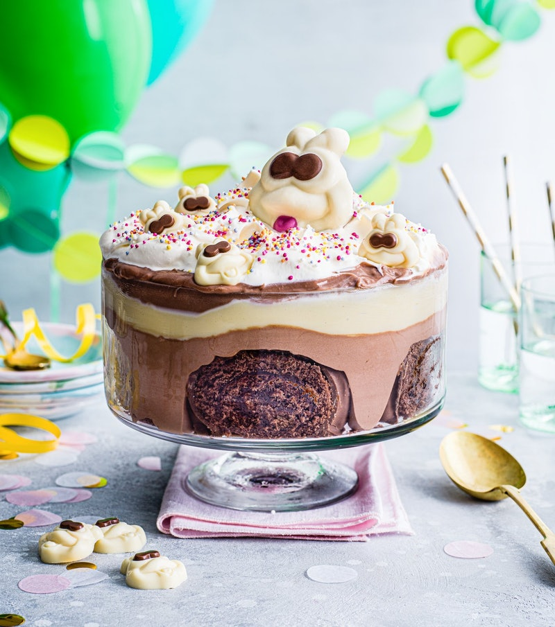 M&S Colin The Caterpillar Trifle Recipe