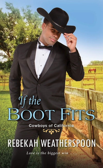 'If the Boot Fits' by Rebekah Weatherspoon