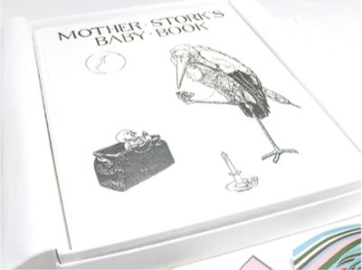 Mother Stork's Baby Book