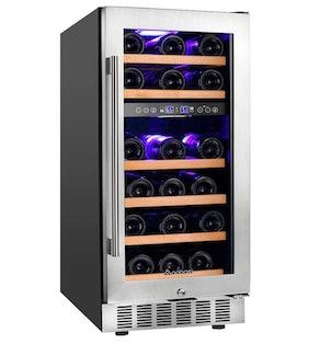 Aaobosi 15-Inch Wine Cooler