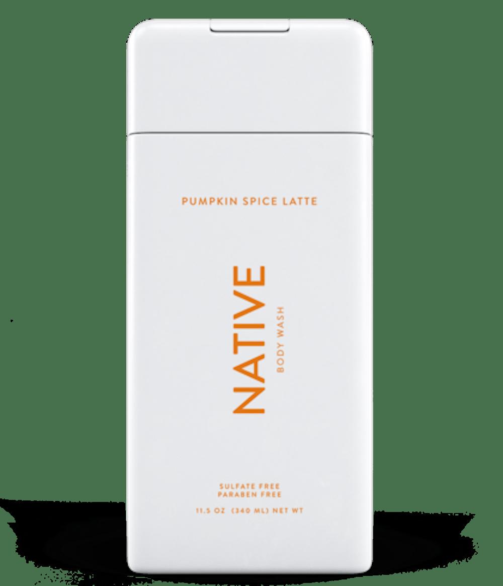 Pumpkin Spice Latte Body Wash