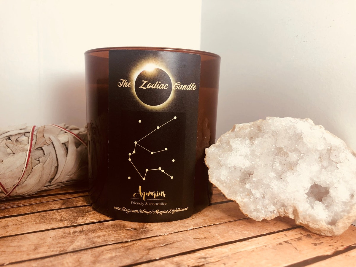 The Zodiac Candle