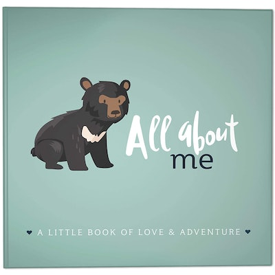 All About Me: A Little Book of Love & Adventure