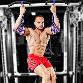DMoose Fitness Ab Straps