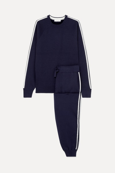 Missy Paris Top And Trackpants Set