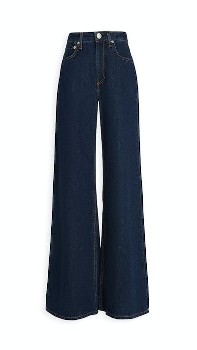 Ruth Super High-Rise Ultra Wide Leg Jeans