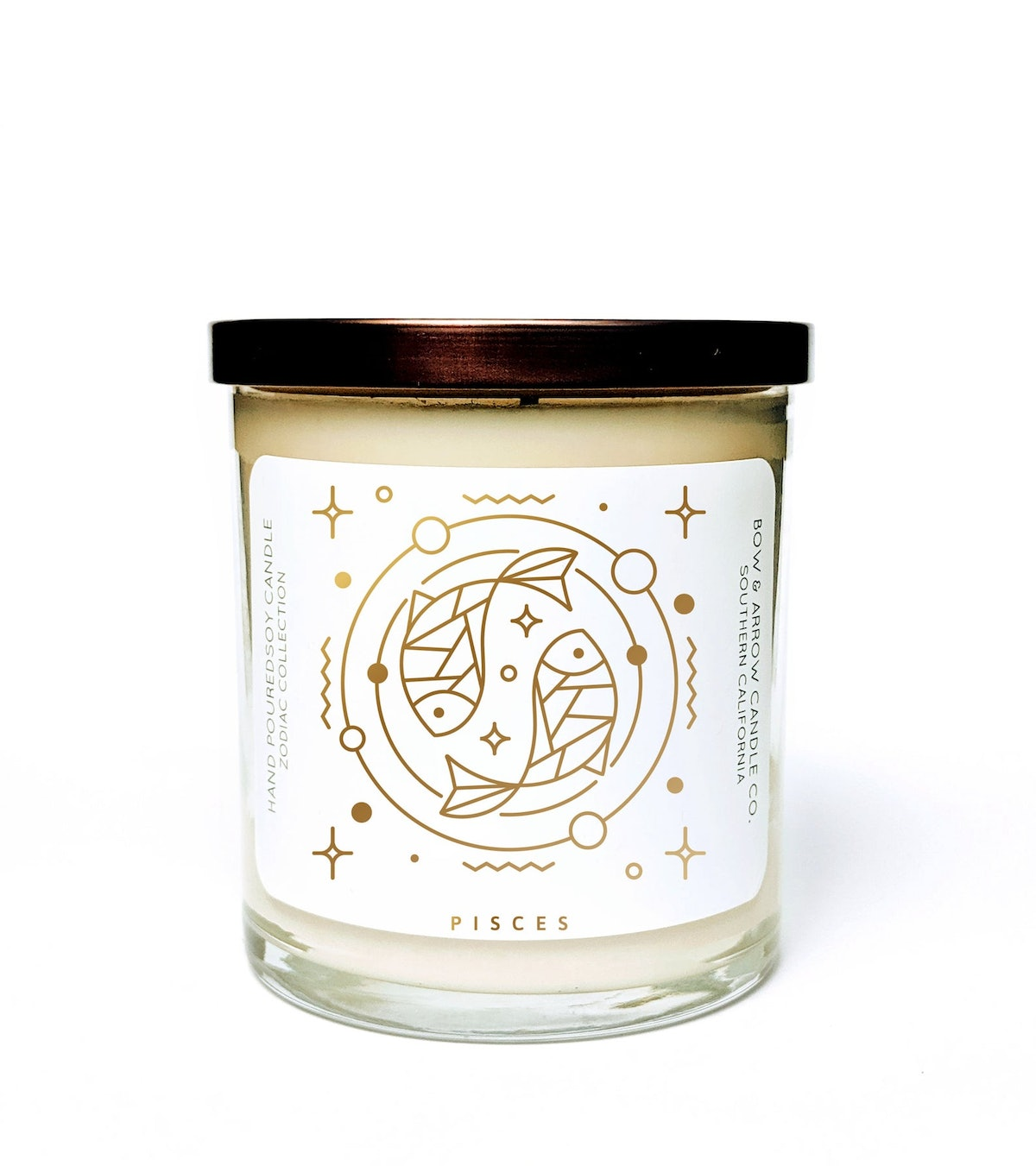 Soy Candle Zodiac Collection