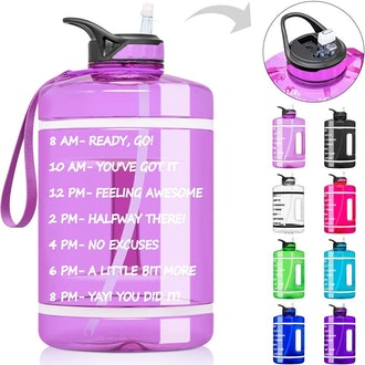 Fimibuke Gallon Water Bottle