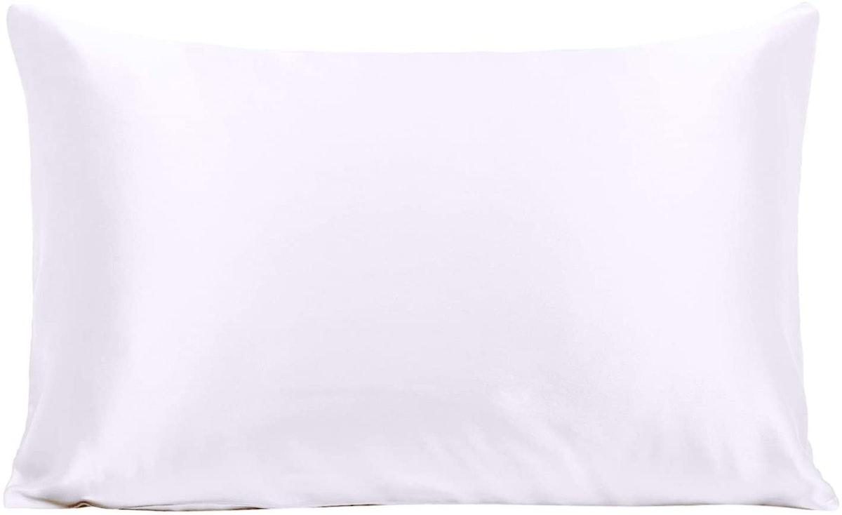 Ravmix 100% Pure Natural Mulberry Silk Pillowcase