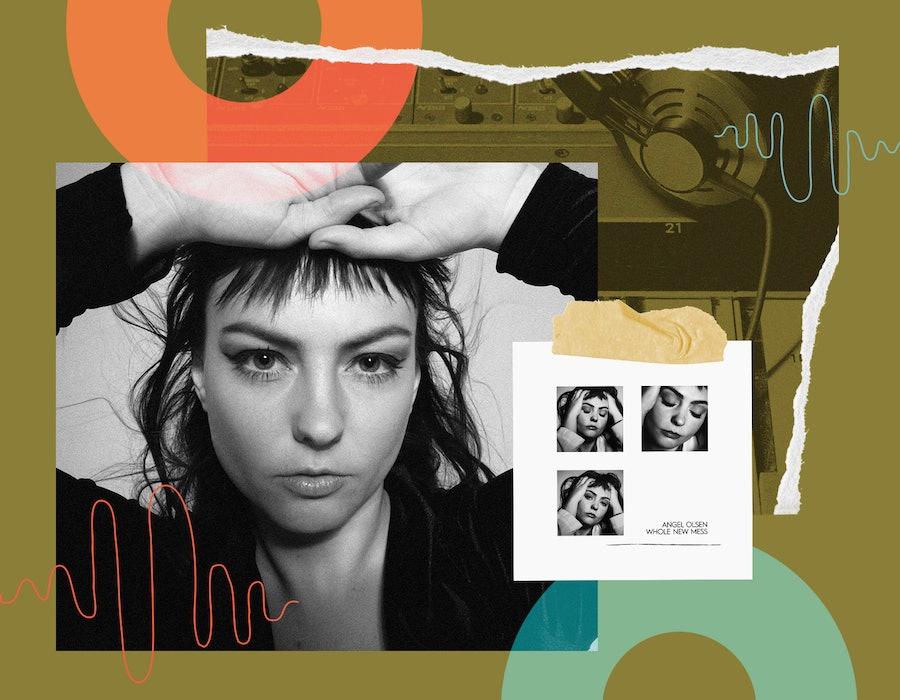 Angel Olsen's album Whole New Mess