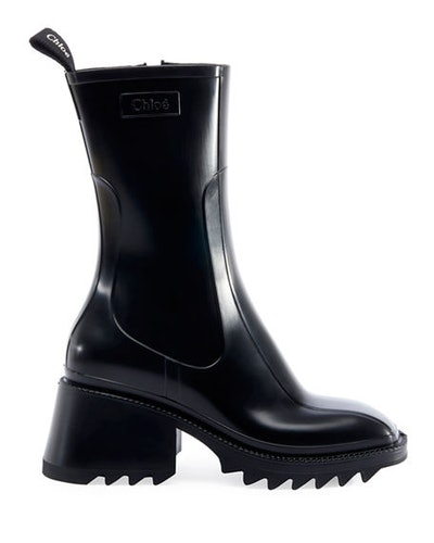 Betty Rubber Rain Booties