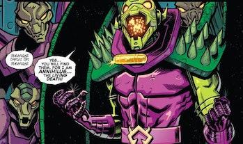annihilus marvel comics