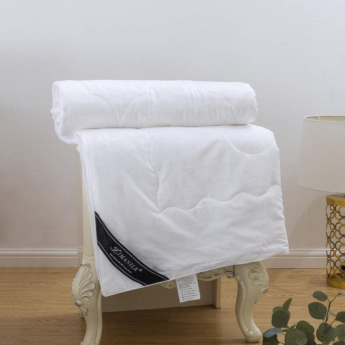 ZIMASILK Mulberry Silk Comforter