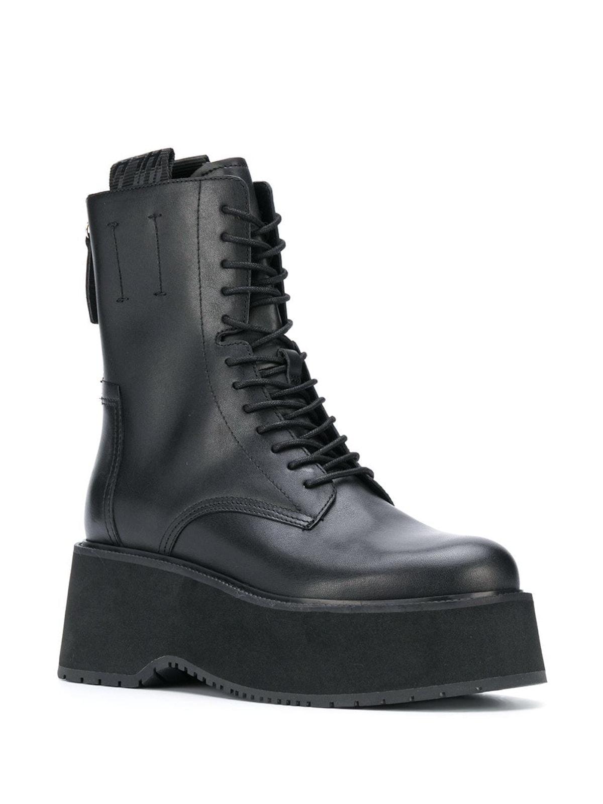 Nirvana Platform Boots