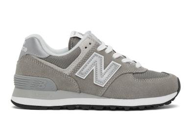 Grey 574 Sneaker