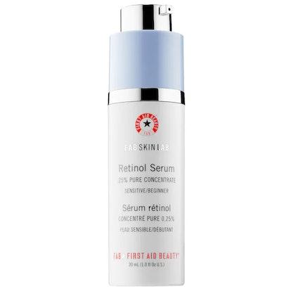 FAB Skin Lab Retinol Serum 0.25% Pure Concentrate