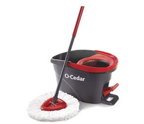 O-Cedar Store EasyWring Microfiber Spin Mop