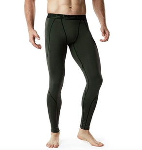 TSLA Men's Thermal Compression Pants