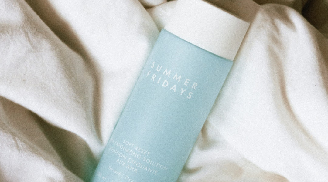 Summer Fridays' newest product is an exfoliating liquid.