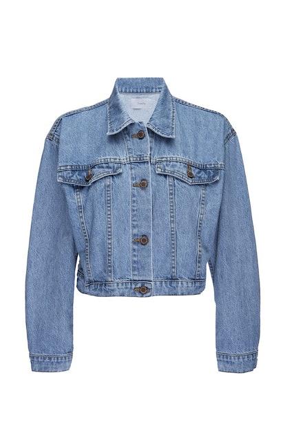 Indigo Denim 100% BCI Cotton Jacket