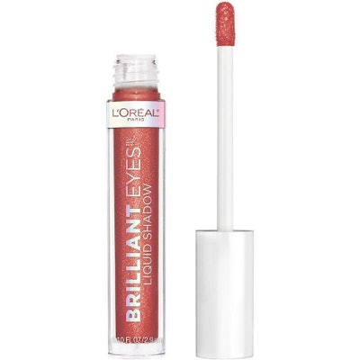 Shimmer Liquid Eye Shadow Makeup in Radiant Ruby